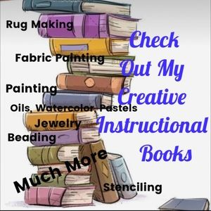 Creative, Instructional, Books